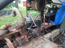 Daf / Landini 6 cil waterpomp