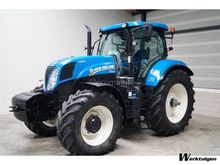 2014 New Holland T7.200 AC