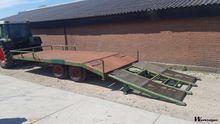 NN oprijwagen/dieplader 6 ton