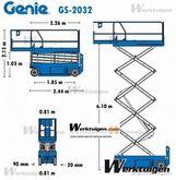 2008 Genie GS-2032