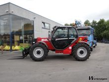 2013 Manitou MLT 735-120 PS 201