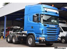 2007 Scania R480 6x4 Euro 4 Tra