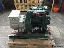 Lister Stamford TR3A - 20 kVA