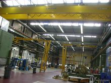 Demag Double-girder Overhead Cr