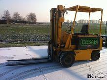 Used Cesab 3,5 tonne