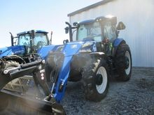 2015 New Holland T6.180MFD