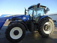 Used 2008 Holland T6