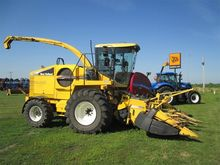 2003 New Holland FX40