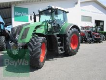 Used 2010 Fendt 828