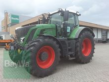 Fendt 939 Vario Profi Plus S4