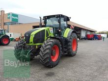 2013 CLAAS Axion 920 Cmatic