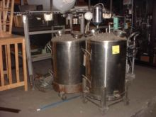 Custom Domed Top Reactor 12047