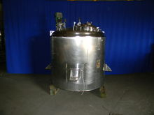 CHERRY BURRELL JACKETED VESSEL