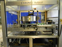 KRONES AUTOCOL Rotary Labeler