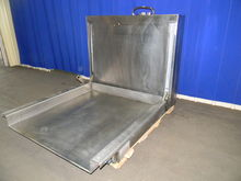 Stainless Steel Lift Table 1308