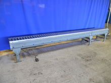 Manual Feed Roller Conveyor 130