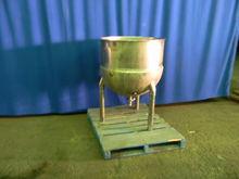 90 Gallon Stainless Steel Jack