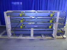 SENTRY Matte Top Case Conveyor