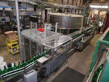 MFGS High Speed Bottling Line