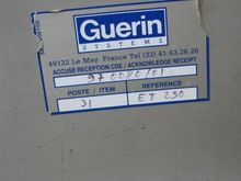 SCREWS INOX GUERIN 250 X 2200 #