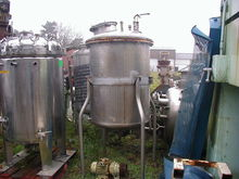STAINLESS STEEL 500 L