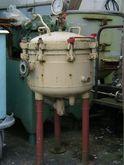 PRESSURE FILTER SPARKLER INOX
