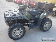 2009 Polaris SPORTSMAN 550 XP Q