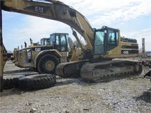 CATERPILLAR 345BL Dismantled Ma