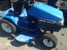 Used New Holland Ls45 Lawn Mower For Sale Machinio