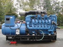 2004 MTU 12V4000G21 - 1500 KVA