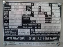 1994 Leroy Somer 1600 KVA  - LS