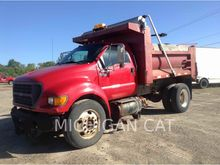 2001 FORD TRUCK F650XL SUPER DU