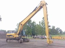 2011 CATERPILLAR 336DL G