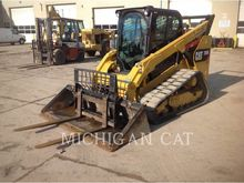 2014 CATERPILLAR 289D AQ