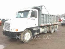 Used Dump Trucks Tri Axle for sale. Mack equipt & more | Machinio