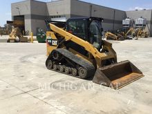 2014 CATERPILLAR 287D AQ