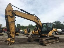 2010 CATERPILLAR 320DL