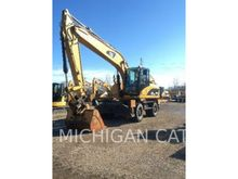 2008 CATERPILLAR M318D PM