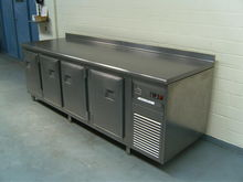 stainless steel working table w