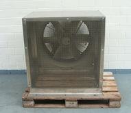 Large fan, housing panel ALU, f