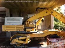 Used Excavator A rub