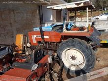 Tractor Fiat 466