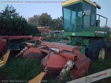 With corn forage harvester tip