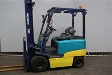2000 Komatsu FB20EX-8