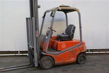 Used 2001 BT CBE15P