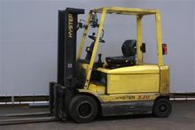 Used 1998 Hyster J3.