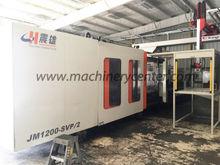 2012 Chen Hsong JM1200-SVP/2 13