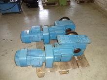 1999 Winkelgetriebemotore Manne