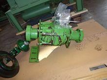 Fahrwerksmotor Hydraulisch WOLF
