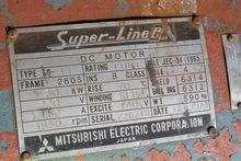 Mitsubishi 30 KW DC ELECTRIC MO